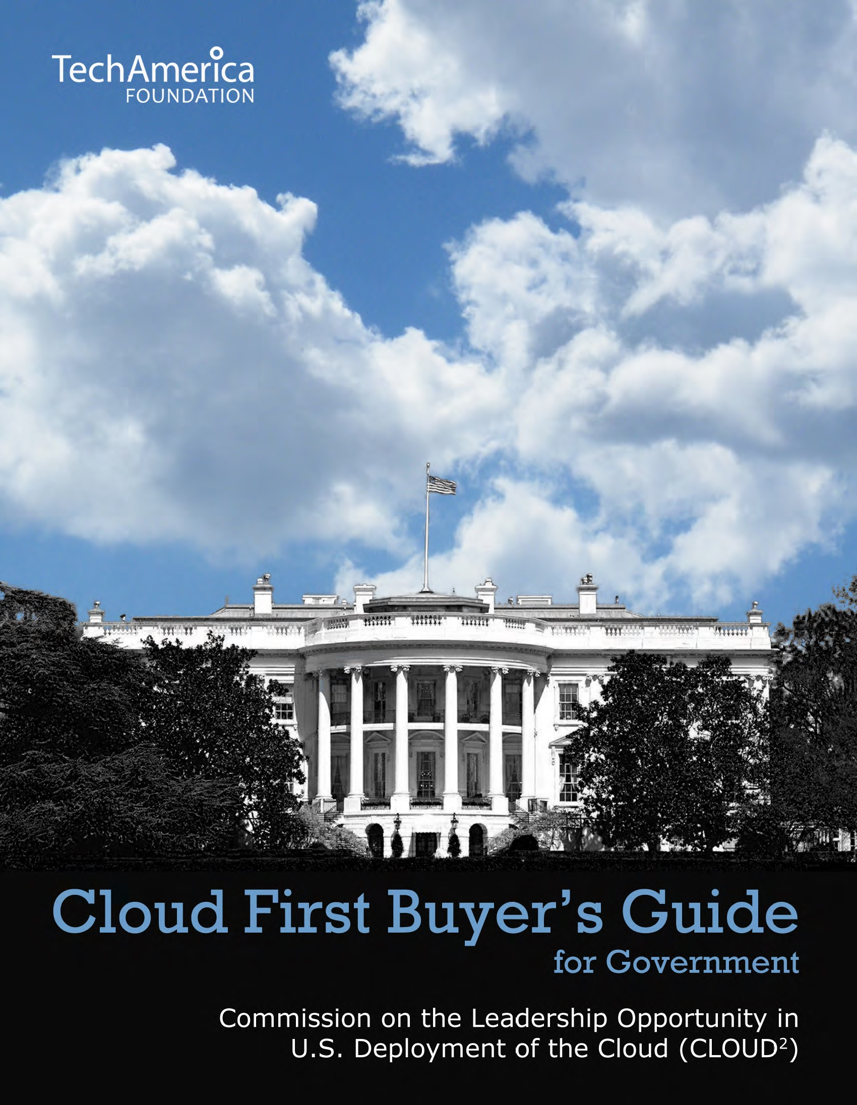Cloud First Buyer's Guide for Government