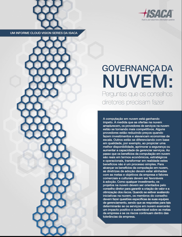 Governança da Nuvem: Perguntas que os conselhos diretores precisam fazer