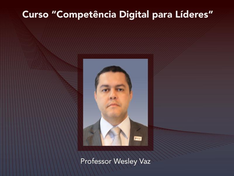 Curso: Competência Digital para Líderes - Não perca!!!