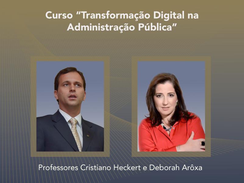 Curso: Transformação Digital na Administração Pública - Não perca!!!